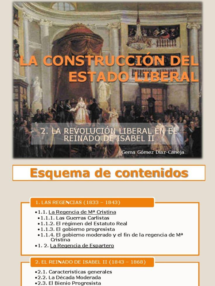 I'm reading LA CONSTRUCCIÓN DEL ESTADO LIBERAL on Scribd