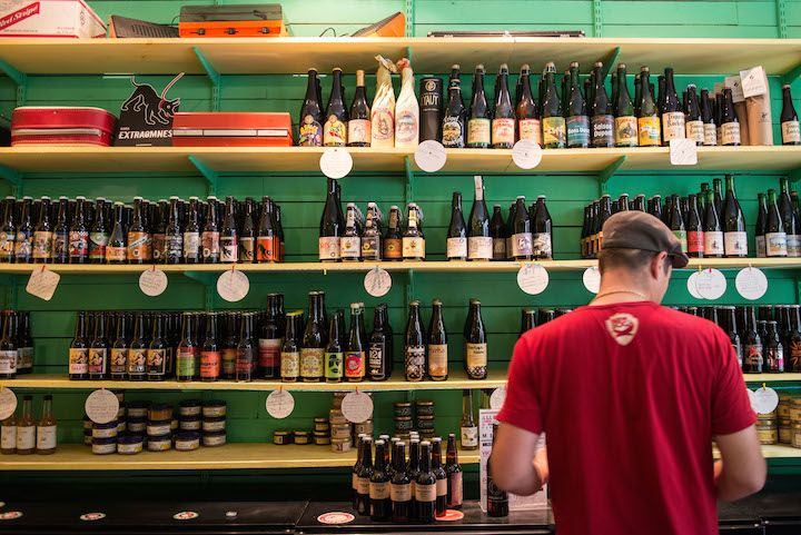 Our Top Six Craft Beer Shops Around Paris