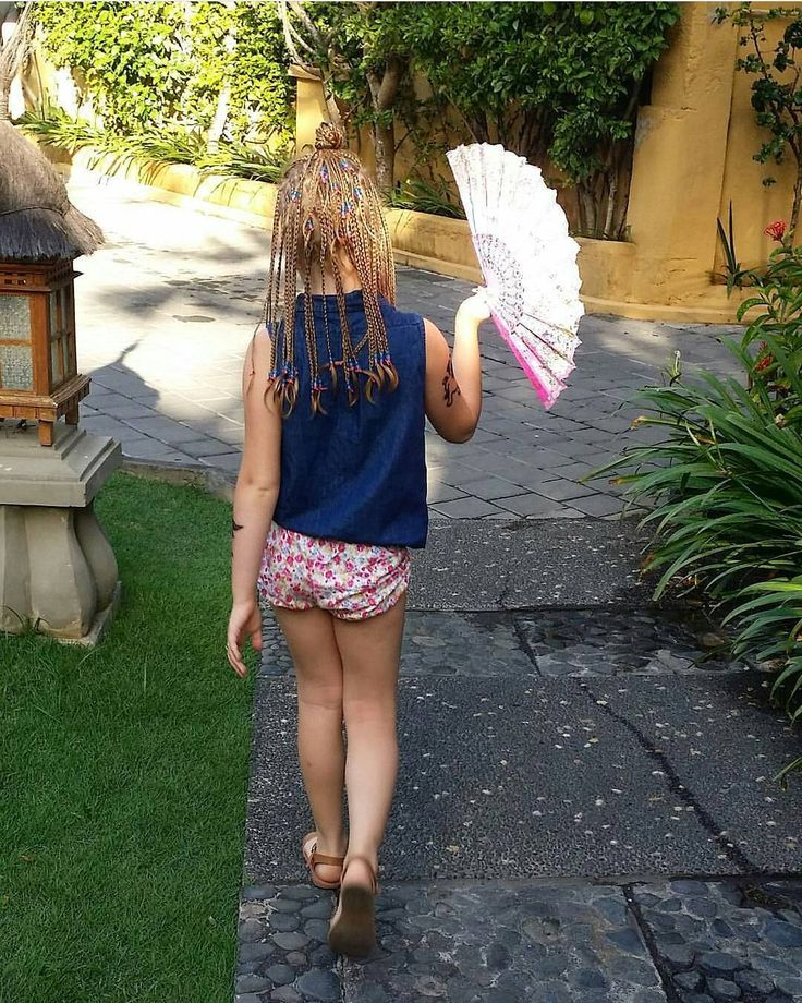 Loving this shot of Eden in our shorties on holiday.  This small floral is available in any of our custom orders