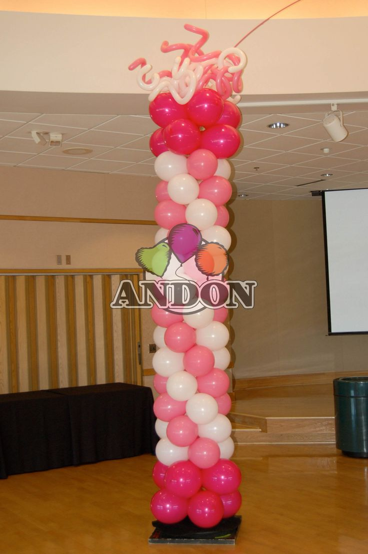 balloon column 13 best Balloons and signs