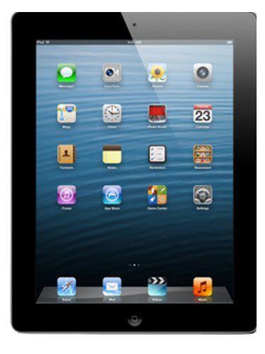 Apple iPad Mini 16Gb Wi-Fi   4G LTE Cellular (Factory Unlocked) – Black