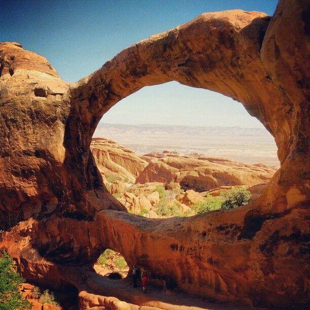 Arches National Park à Moab, UT