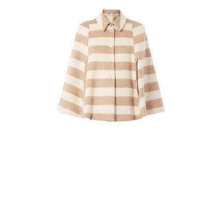 LOTO in Cappotti e trench color cammello - Marella Online Store