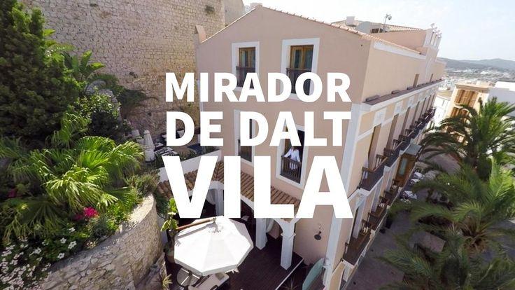 Hotel Mirador de Dalt Vila en Ibiza Ciudad, Ibiza, España