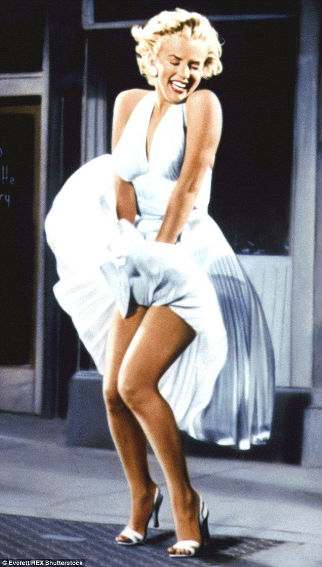 1955 Ball Dress worn by Marilyn in The Seven year Itch