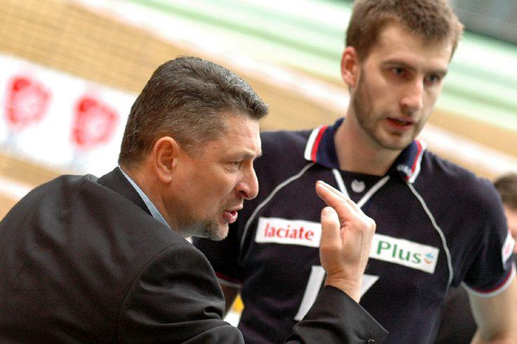Trener #Mazur i #Mozdzon bez brody :)