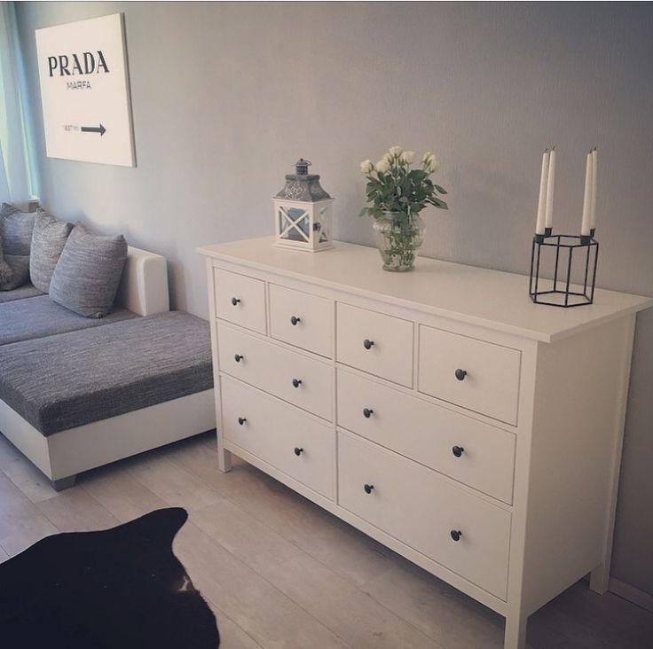 ikea hemnes design in 2019 wohnzimmer kommoden. Black Bedroom Furniture Sets. Home Design Ideas