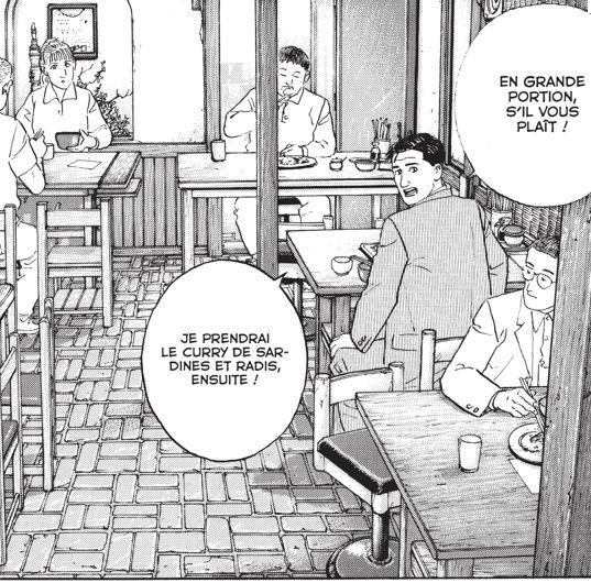 Jiro Taniguchi - Le Gourmet Solitaire