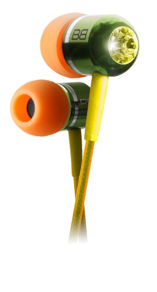 Bassbuds ENVY fashion earphones