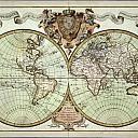 mappemonde roy, Древние карты мира в высоком разрешении - Старинные карты
