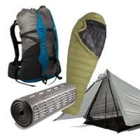 """The """"Big Three"""" Backpacking Gear Items"""