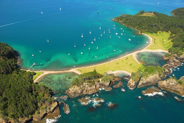 Bay of Islands takes spot 130 on the list