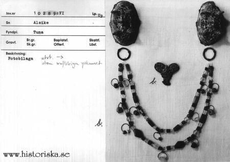 from Tuna, Sweden,  Grave VIb