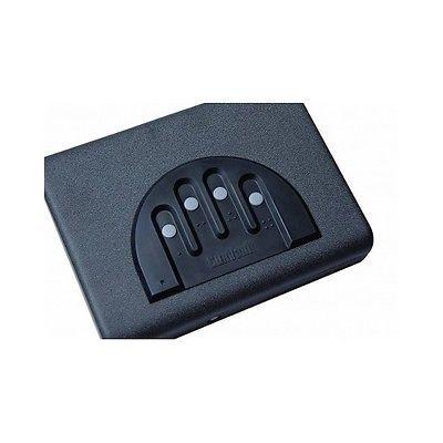 Fingerprint Gun Safe Holder Vault Lock Jewelry Money Childproof Security Lock