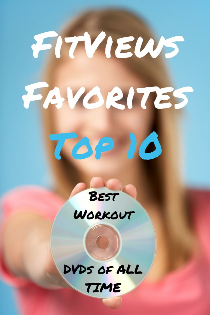 Top 10 BEST Workout DVDs of All Time. I would add P90X and Minna Lesig's Quick Fix/Arms & Abs, and Tamilee Webb's Buns and Abs of Steel. Classics but awesome.