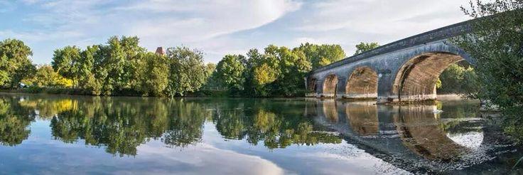 Pont d'Angeac Charente