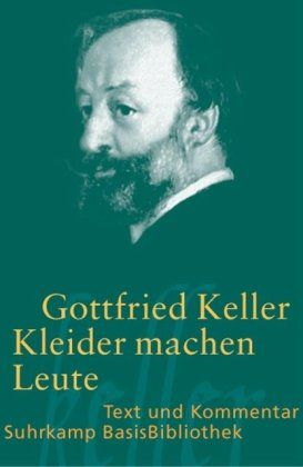 Kleider machen Leute:  This novel, by Gottfried Keller, is part of the Bristol Classical Press German Texts series. The series is designed to meet the needs of the fast-growing A Level and undergraduate market for texts in the German language.  Each text comes with English notes and vocabulary, and with an introduction by an editor with an expert knowledge both of the work and of its literary and cultural context.