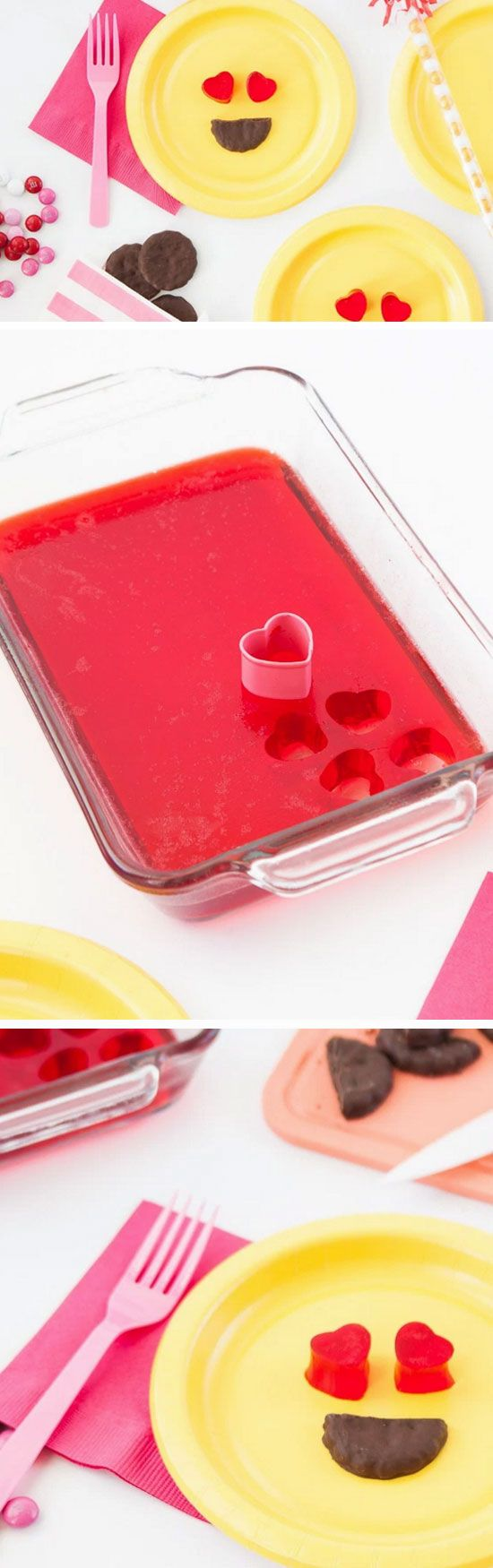 Heart Eye Emoji Treats | Sweet 16 Party Ideas for Girls | Easy Valentines Day Treats for Kids