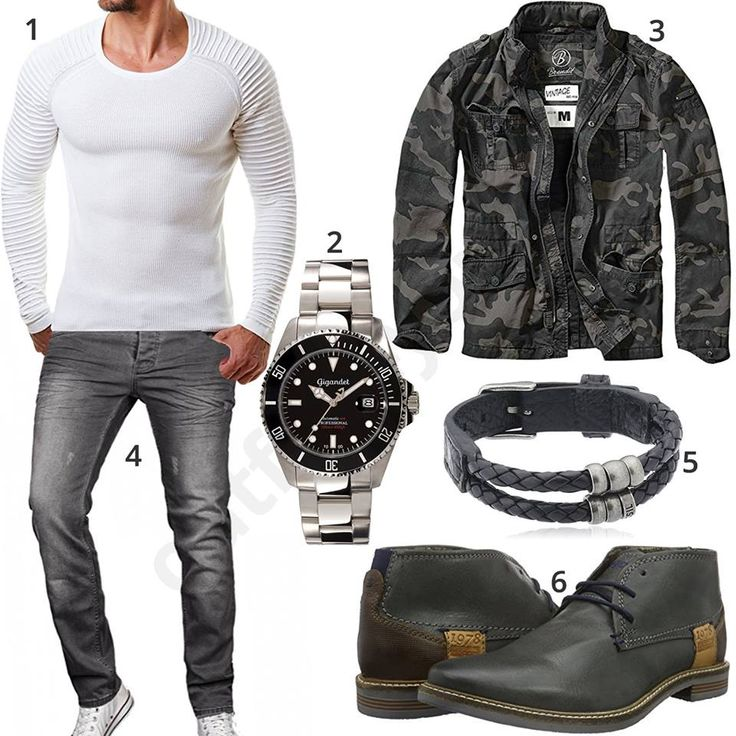 Schwarze Bugatti Boots und Brandit Camouflage-Jacke (m0577) #outfit #style #fashion #ootd #männer #herren #outfit2017 #outfit #style #fashion #menswear #mensfashion #inspiration #shirt #cloth #clothing #styling #sneaker #menstyle #inspiration