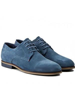 Pantofi Casual Barbati Tommy Hilfiger Piele Intoarsa