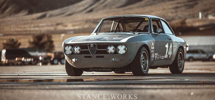 A Real Balduzzi - Alex Fisher's '72 Alfa Giulia - DV Mechanics