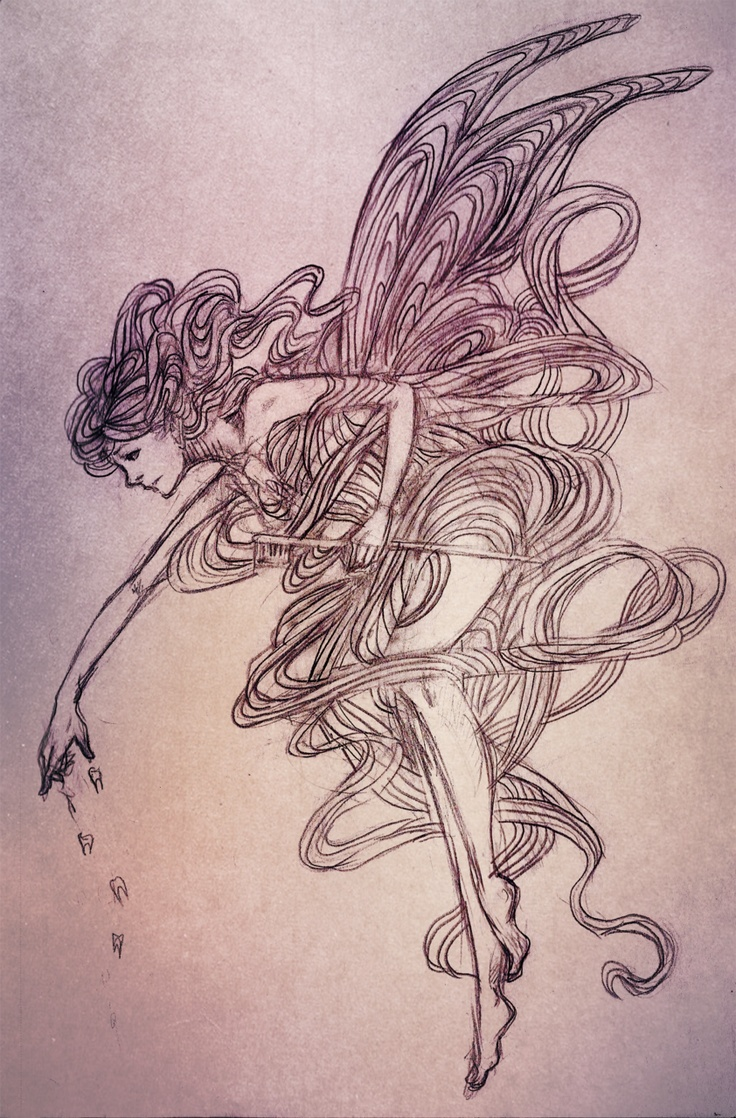 This is a picture of Superb Fairy Drawing Tumblr