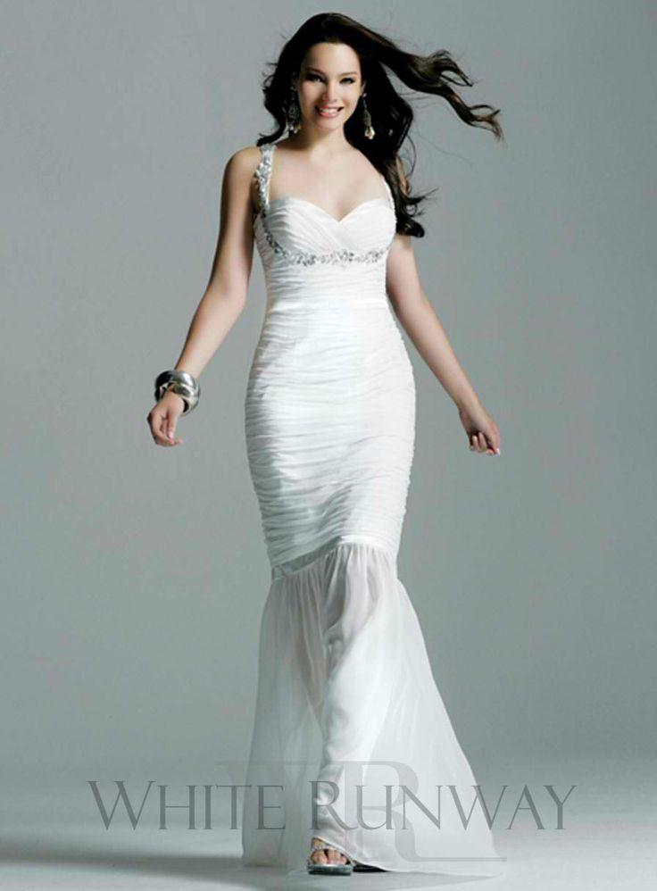 Faviana Eva Bridesmaid Mermaid Dress