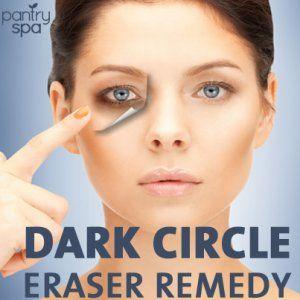 Raccoon Eye Eraser: Under Eye Bags Remedy with Potatoes