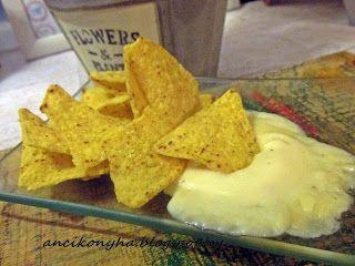 Home made életünk: Sajtos mártogatós házilag /Cheese Dipping Sauce