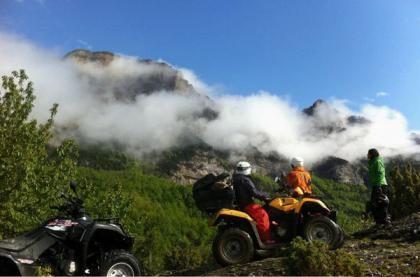 Ruta en Quad en Hoz de Jaca-Panticosa » Tuawo