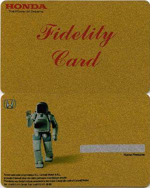 Afla mai multe despre cardul nostru de fidelitate, accesand site-ul nostru www.honda.com.ro