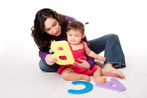 The first step in learning to read is letter recognition. If you can remember life before this skill, you will recall that letters were once mysterious symbols that everyone seemed to understand but you