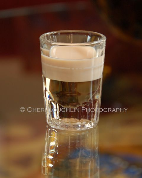 Top 10 Popular Shot & Shooter Recipes - including Buttery Nipple  (simple recipe) and Purple Hooter!