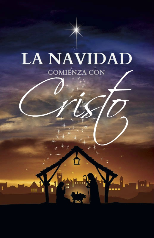 Christmas starts with Christ! Merry Christmas everyone!!!