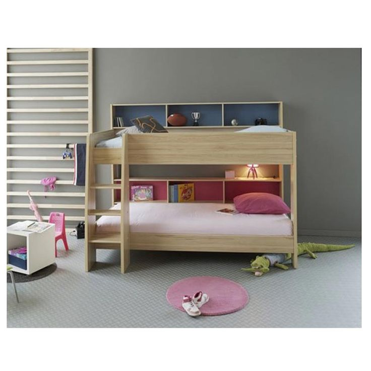 Parisot Tam Tam Bunk Bed Beech