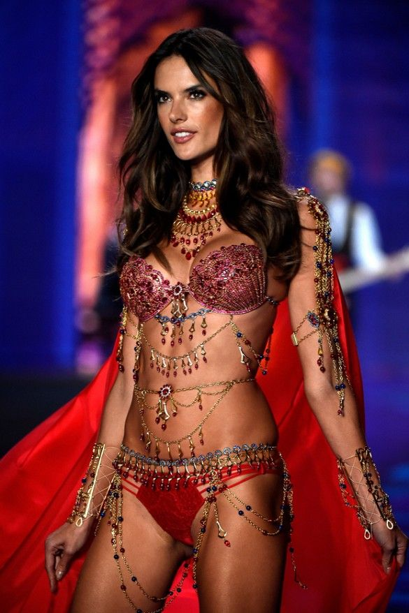 b2b1ee40c8 The 2014 Victoria s Secret Fashion Show  By the Numbers ...