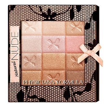 Physicians Formula Shimmer Strip all-in-1 custom nude pallet for face & eyesore great for highlighting