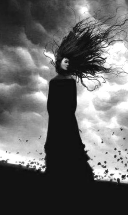 Gothic Photography ~ elemental magic. GG.