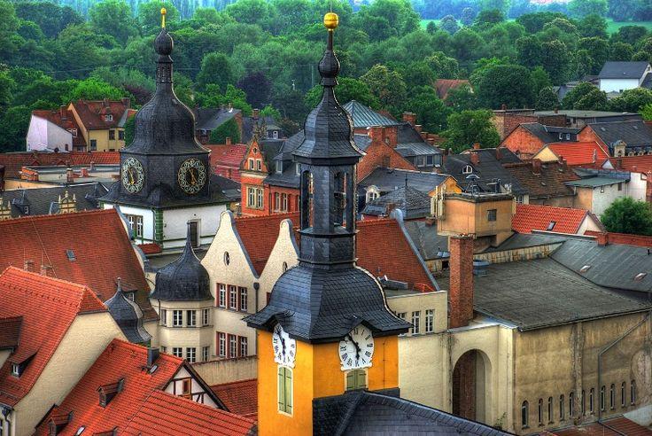 Rudolstadt, Thuringia