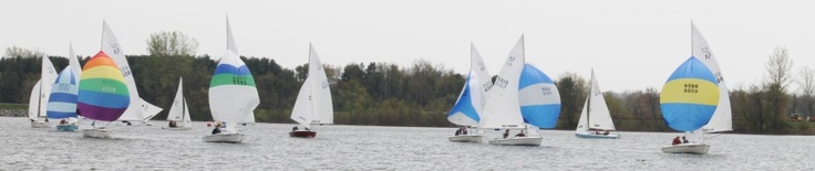 Hunterdon Sailing Club   Sailing, sailboat racing and sailing lessons in northern New Jersey