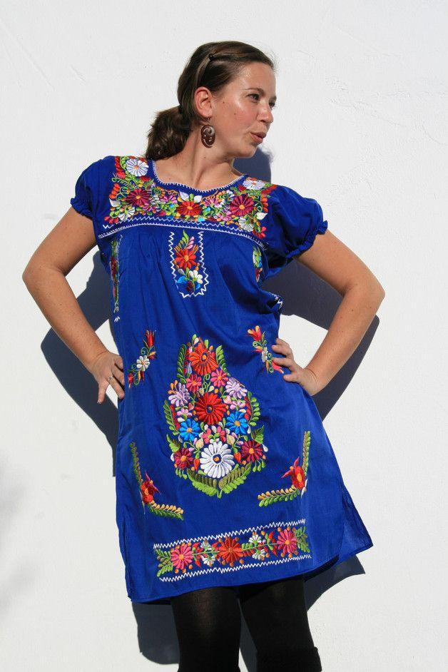 Die besten 25+ Mexikanische kleider Ideen auf Pinterest ...