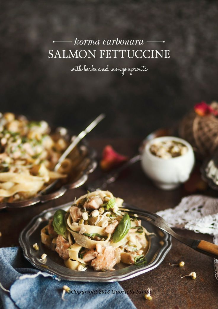 212 best food styling and food photography what liberty ate korma carbonara salmon fettuccine copyright 2013 gabriela iancu salmon rustic pasta forumfinder Image collections