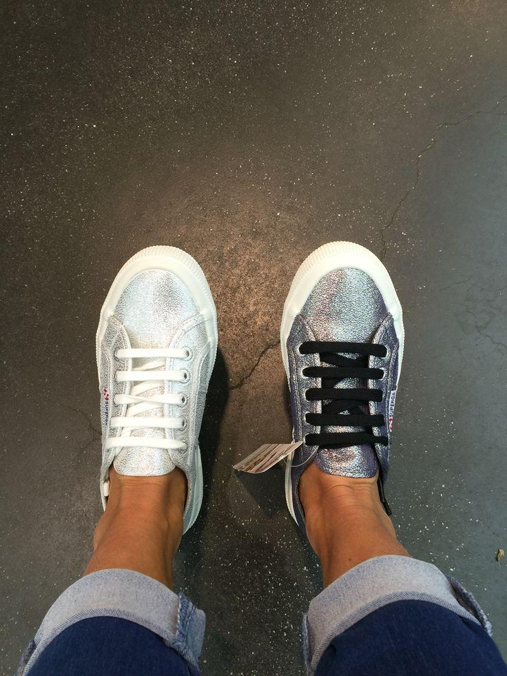 SUPERGA Shoes effet braillant ❤️❤️❤️❤️