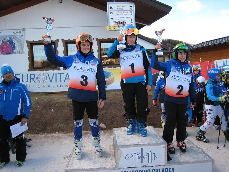 A Passo San Pellegrino scatta il Grand Prix Eurovita