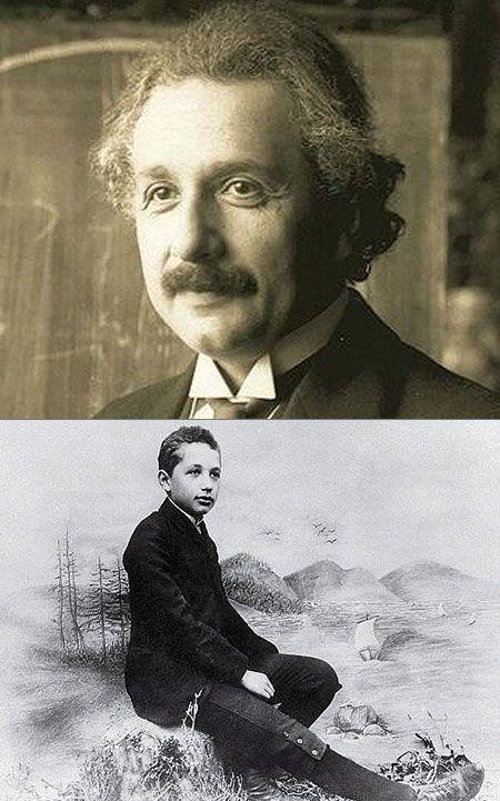 10 Rarely Seen Pictures of Albert Einstein - TechEBlog