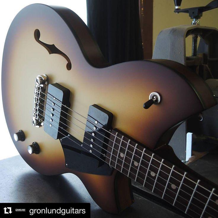 "76 curtidas, 1 comentários - SchroederGuitarHardware (@schroederguitarhardware) no Instagram: ""Schroeder Guitar Hardware on this Gronlund beauty.  . . #Repost @gronlundguitars ・・・ Lollar…"""