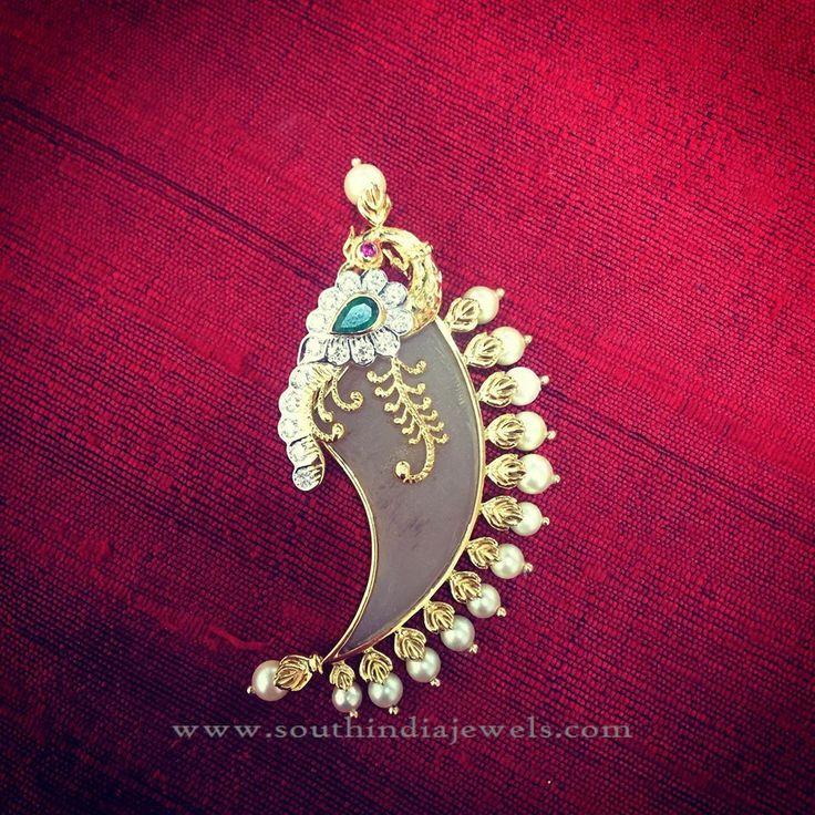 Gold Puligoru Pendant Designs, Gold Pendant Models, Puligoru Pendants.