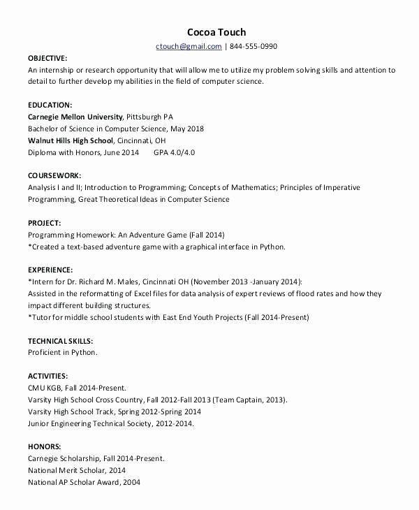 2018 Engineering 4-Resume Examples Engineering resume templates