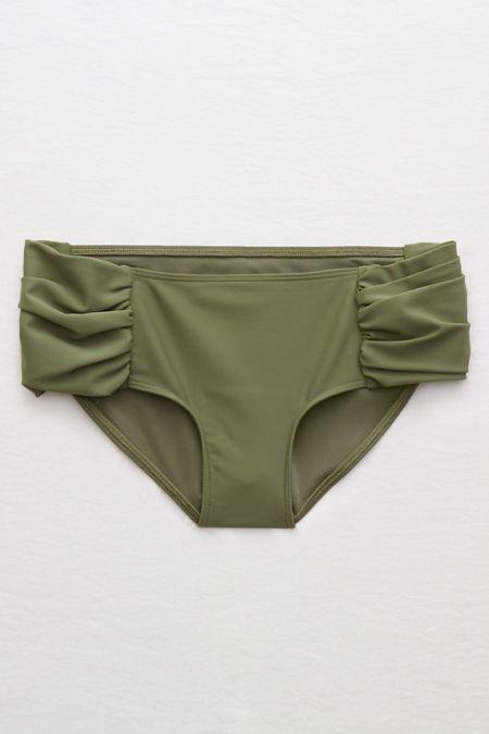 Aerie Wide Side Hipster Bikini Bottom