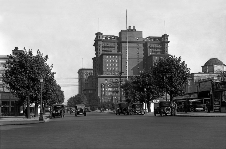 Old Vancouver Hotel